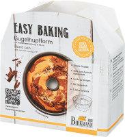 Birkmann, Easy Baking, Gugelhupfform Ø 16cm