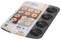 Birkmann, Easy Baking, Mini-Gugelhupfblech 12-fach...