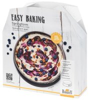 Birkmann, Easy Baking, Springform mit einem Boden...