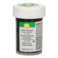 Wilton EU Icing Color - Kelly Green - 28g