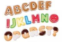 Tescoma Ausstechformen Buchstaben