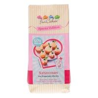 FunCakes Mix für Buttercreme - Weniger Zucker 400g