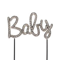 Cake Topper Diamond Baby