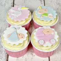 FMM Adorable Baby Cutter Set/4