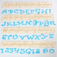 FMM Alphabet & Numbers Tappits Chunky Funky