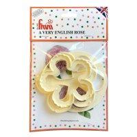 FMM A Very English Rose Cutter