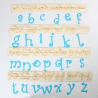 FMM Alphabet Tappits Funky Lower Case