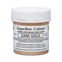 Sugarflair Pump Refill -Dark Gold- 25g