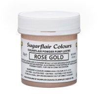 Sugarflair Pump Refill -Rose Gold- 25g