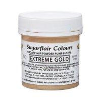 Sugarflair Pump Refill -Extreme Gold- 25g