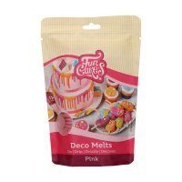 FunCakes Deco Melts Pink 250g