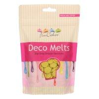 FunCakes Deco Melts Limettengrün 250g