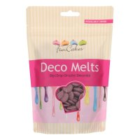 FunCakes Deco Melts Lila 250g