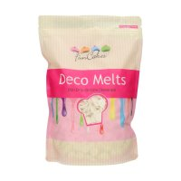 FunCakes Deco Melts Natural White 1kg