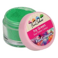 FunCakes Edible FunColours Dust - Ivy Green