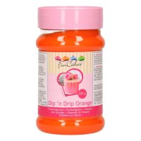FunCakes Dip n Drip Orange -375g-