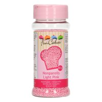 FunCakes Nonpareils -Hell Pink- 80g