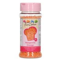FunCakes Nonpareils -Orange- 80g