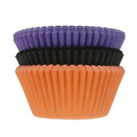 House of Marie Baking Cups Halloween Colours - pk/50