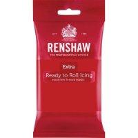 Renshaw Rollfondant 250g -Red-