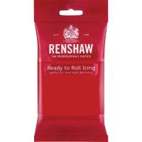 Renshaw Rolled Fondant Pro 250g -Poppy Red-